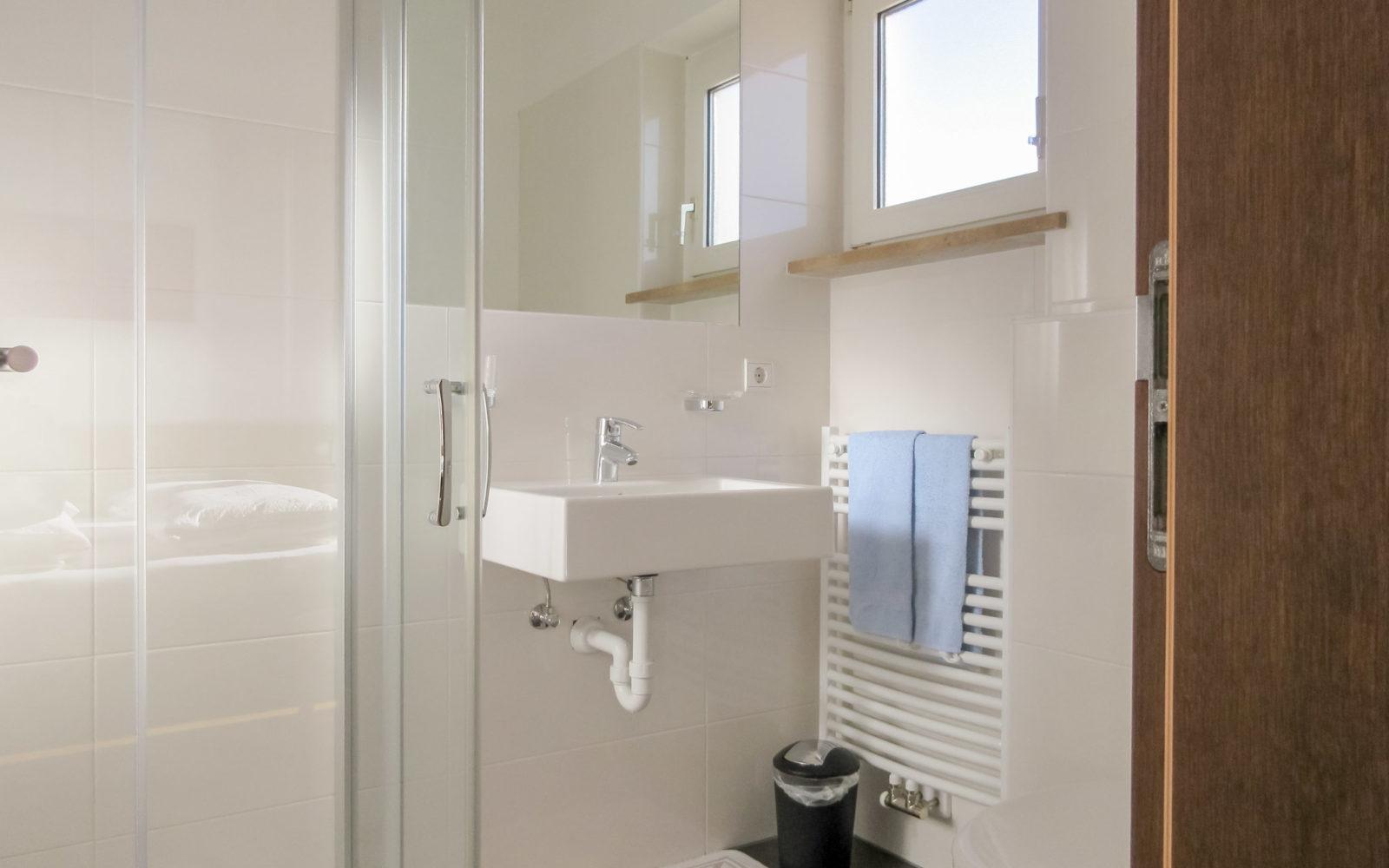 2. Dusche