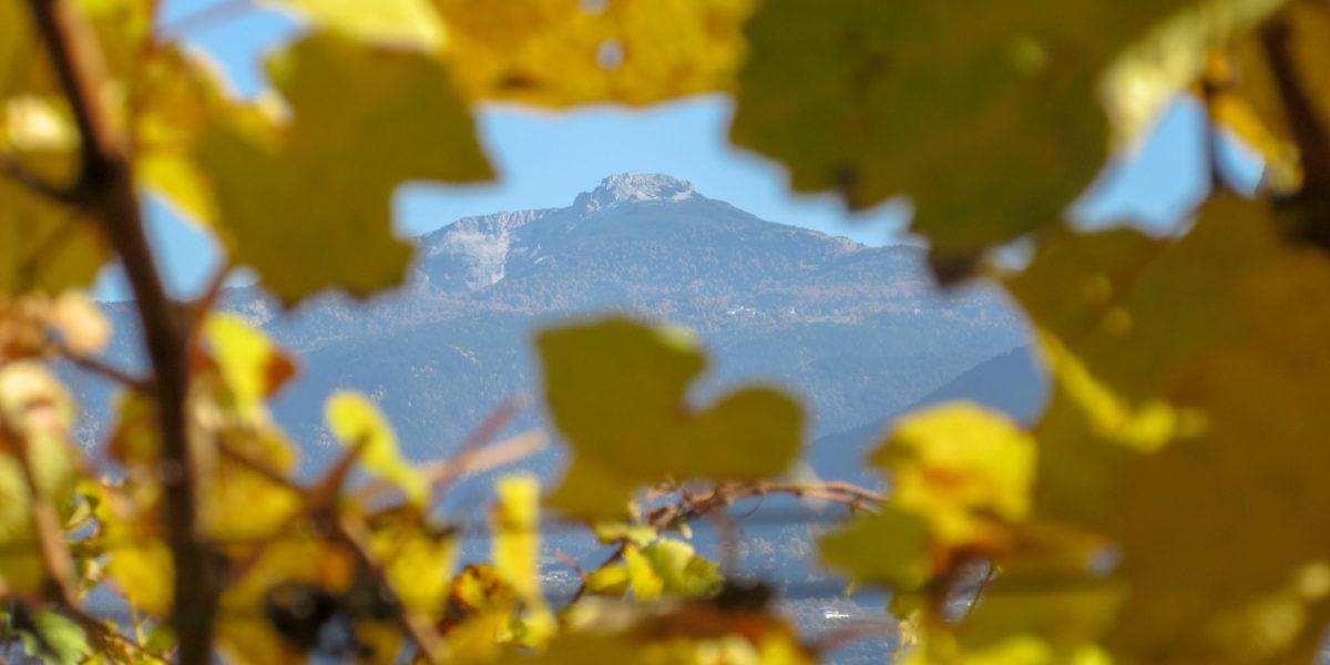 Weisshorn im Herbst