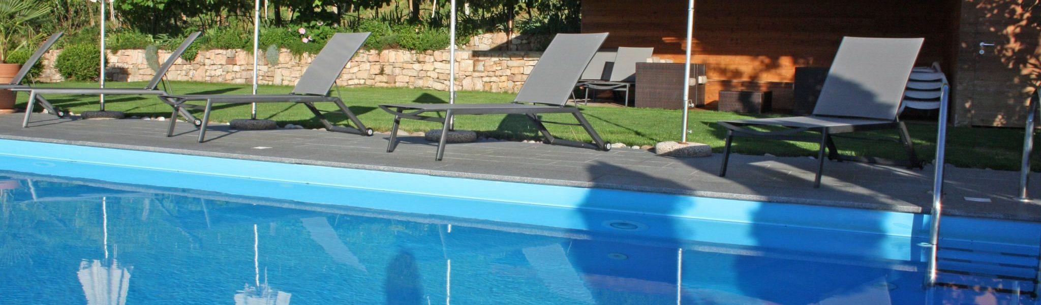 Pool am Runggnerhof